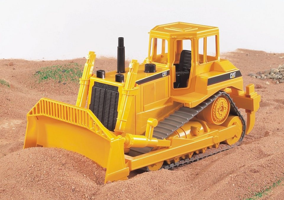 bruder® Bulldozer, »CAT« in gelb