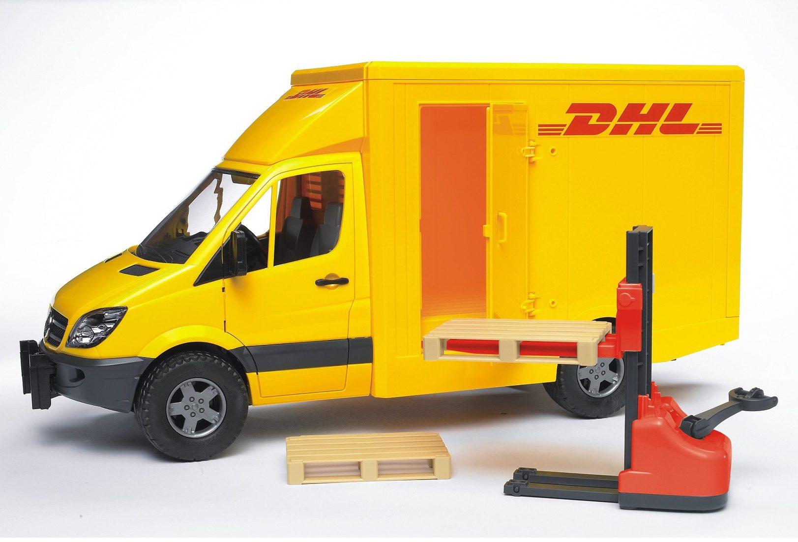 bruder® Transporter 02534, »Mercedes Benz Sprinter DHL«