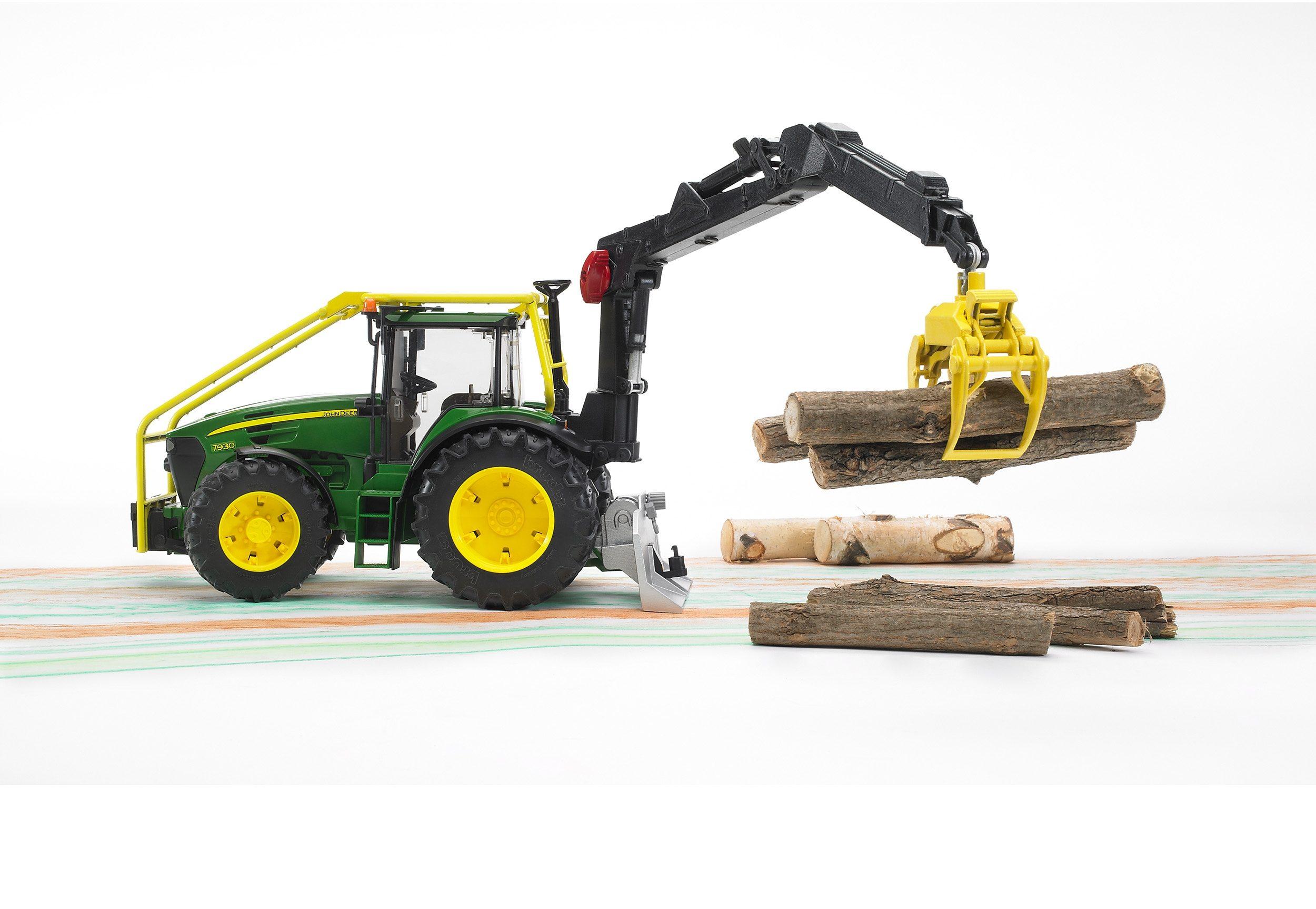bruder® Forst-Traktor, »John Deere 7930«