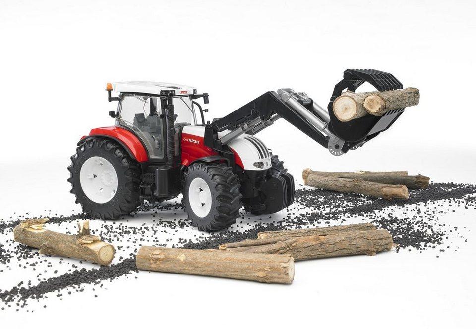 bruder® Traktor, »Steyr CVT 6230 + Frontlader«