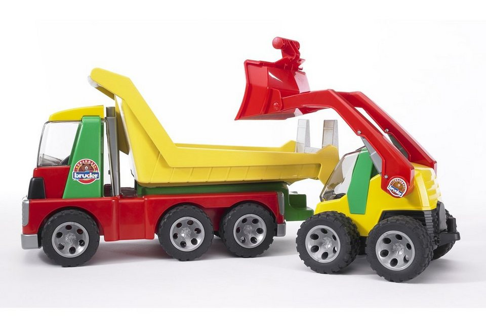 bruder® Transporter mit Kompaktlader, »ROADMAX«