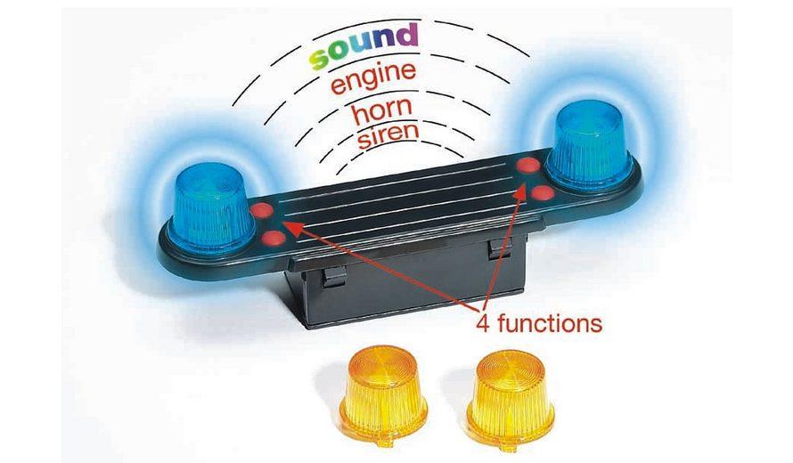 bruder® Light and Sound Modul