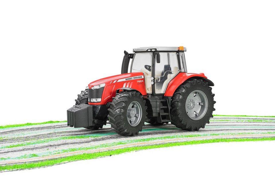bruder® Traktor, »Massey Ferguson 7624« in rot