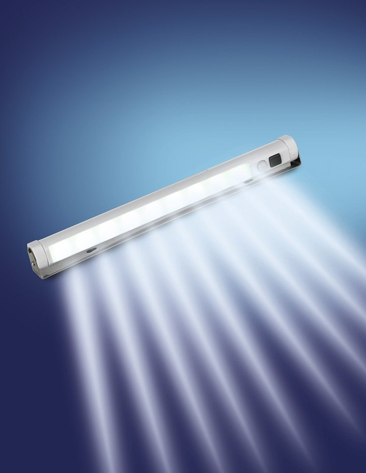 Sensor LED-Leuchte in weiß