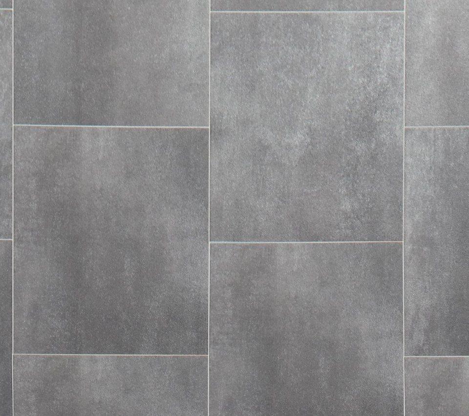 ANDIAMO Vinylboden »PVC Auslegeware Strong«, Fliese braun-grau online  kaufen | OTTO
