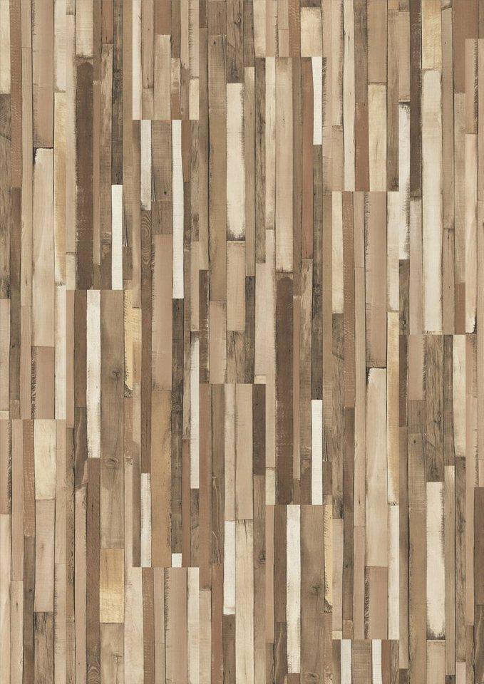 Laminat »Megafloor M1 Classic«, Wood Café Nachbildung in braun