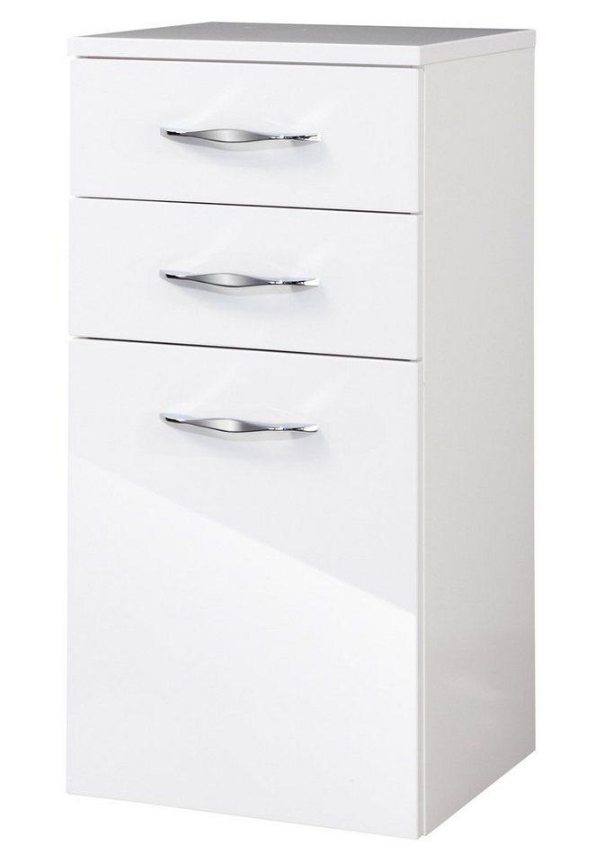 Fackelmann Midischrank »Sceno« 40 cm in weiß