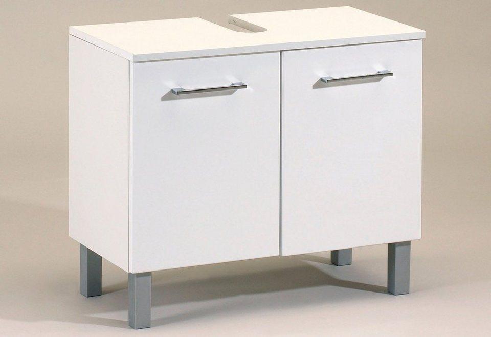 Waschbeckenunterschrank »Salerno« in weiß