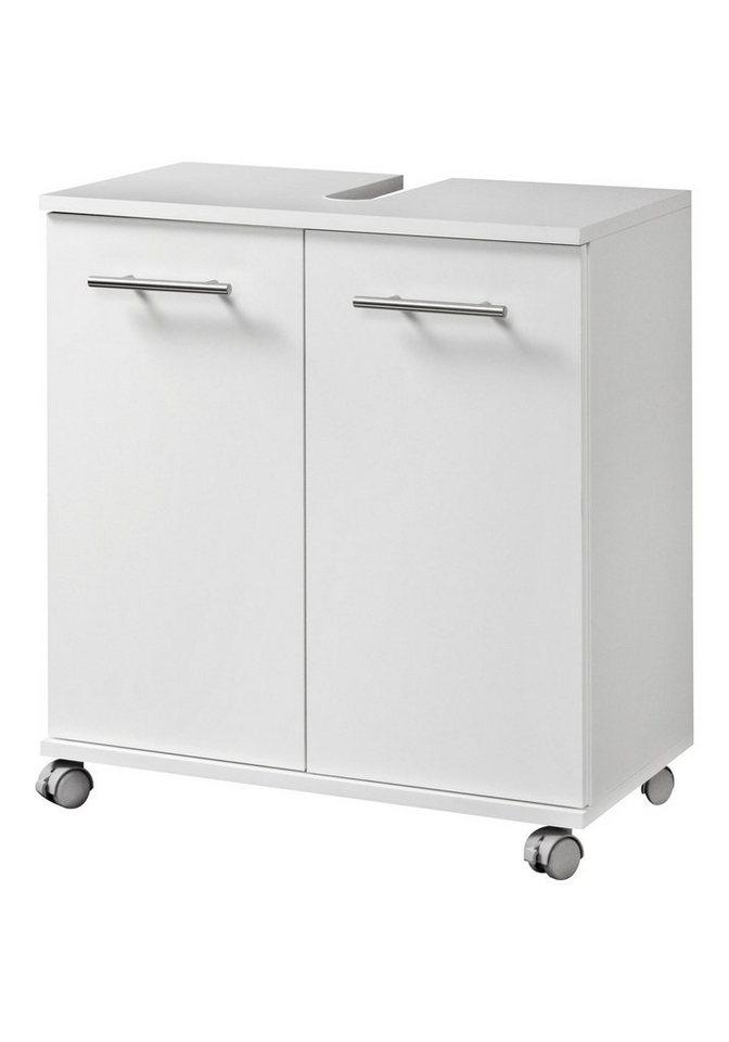 Waschbeckenunterschrank »Isola«, Breite 60 cm in weiß
