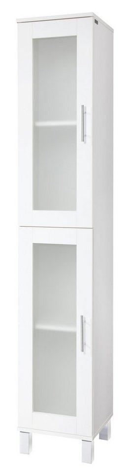 Hochschrank »Helsinki« 35 cm in weiß