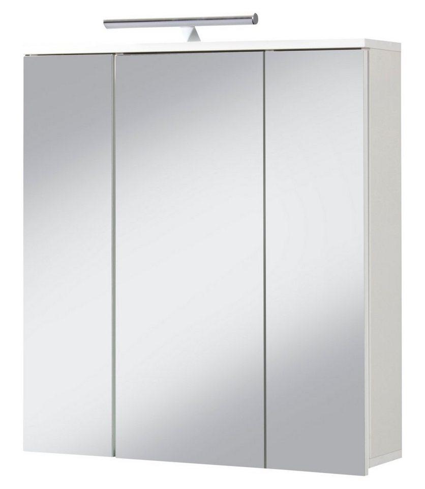 Spiegelschrank »Julia« Breite 65 cm, mit LED Beleuchtung online