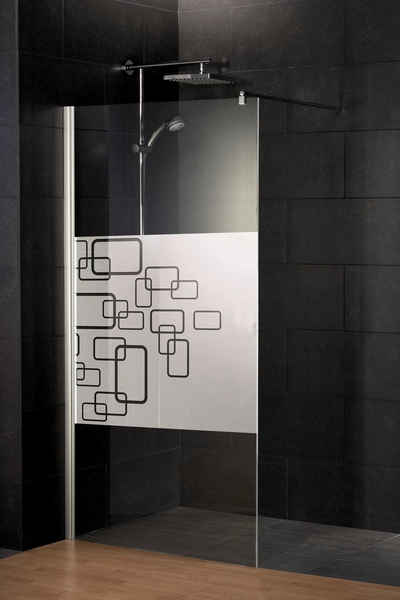 duschwand alexa style 20 120 cm - Trennwand Dusche Kunststoff