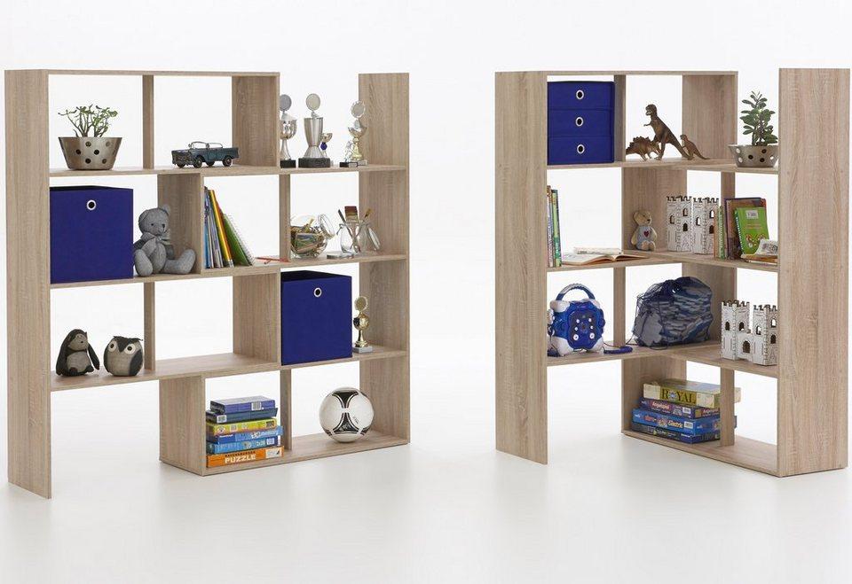 raumteiler fmd stretch 1 h he 146 cm mit variablen stellm glichkeiten online kaufen otto. Black Bedroom Furniture Sets. Home Design Ideas