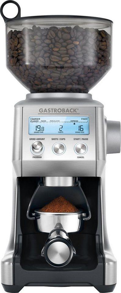Gastroback Kaffeemühle »Advanced Pro 42639«