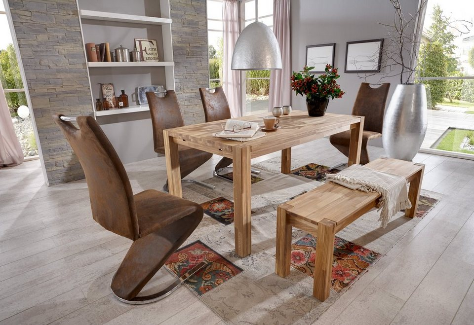 Sitzbank, Premium collection by Home affaire, »Paula« in natur