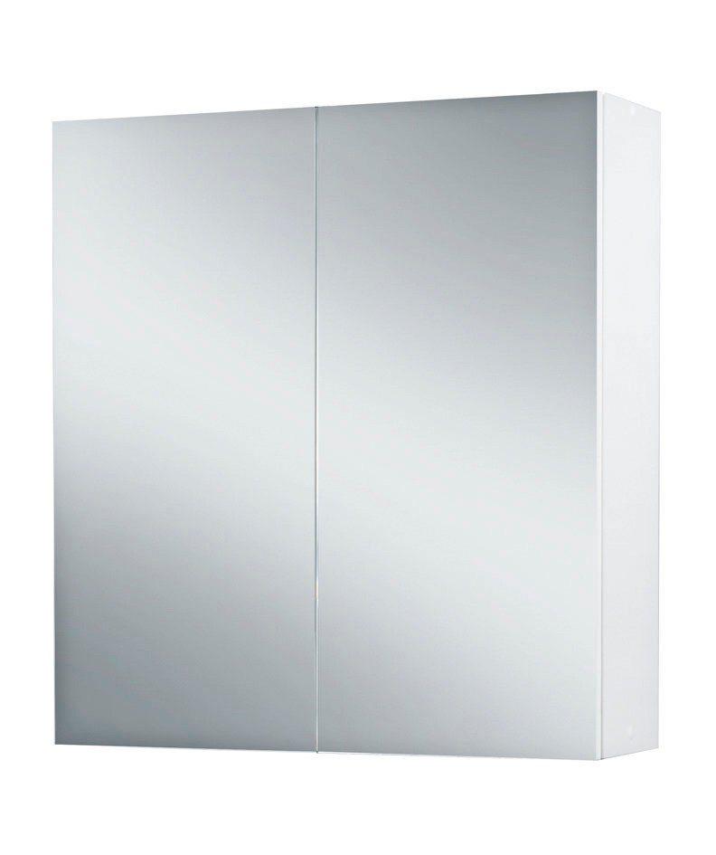 Spiegelschrank »Como« Breite 65 cm in weiß