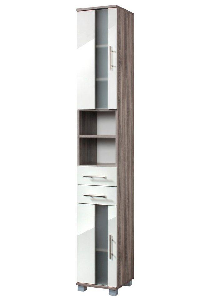 hochschrank 30 cm breit preisvergleiche. Black Bedroom Furniture Sets. Home Design Ideas