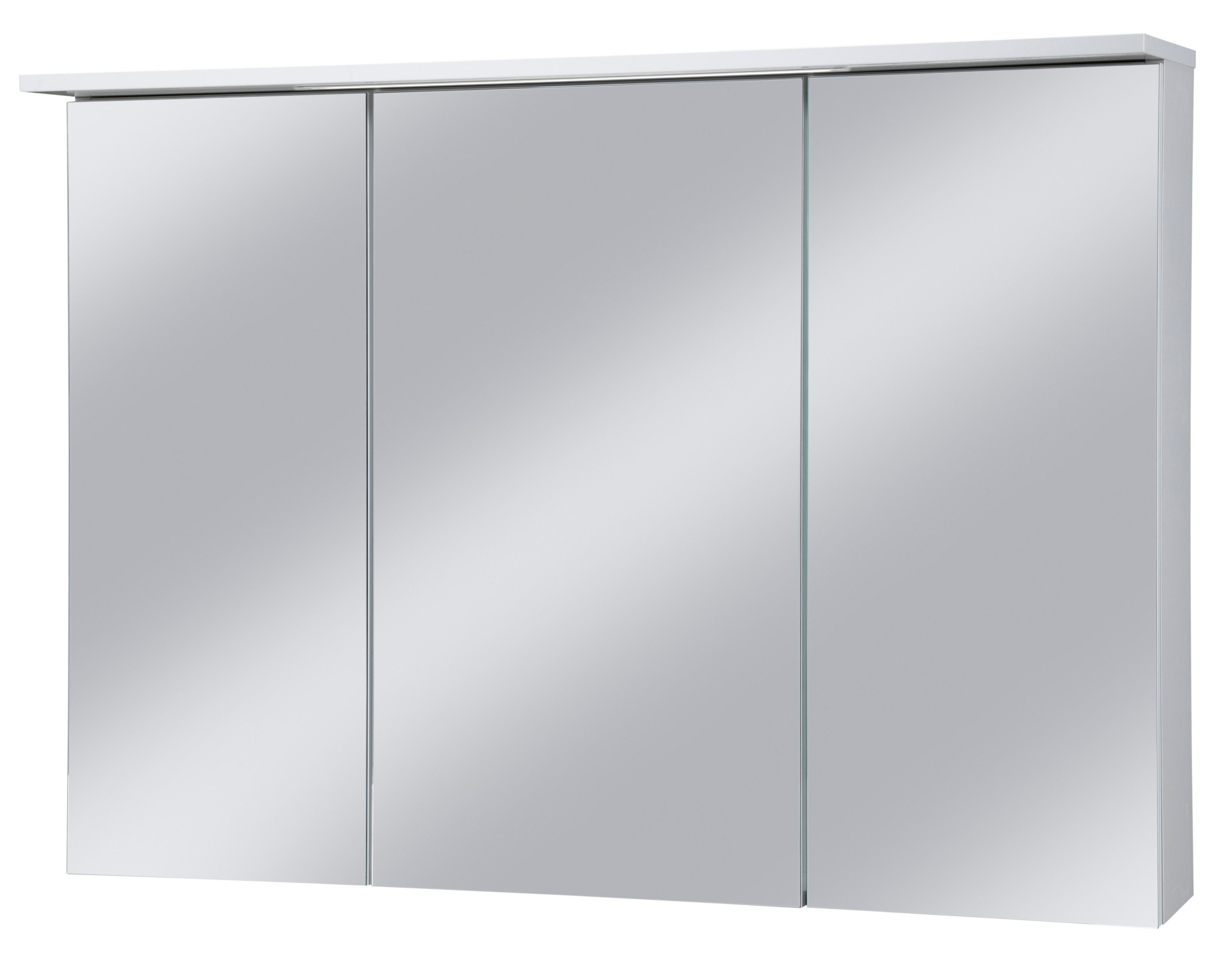 SCHILDMEYER Spiegelschrank »Profil«, Breite 100 cm
