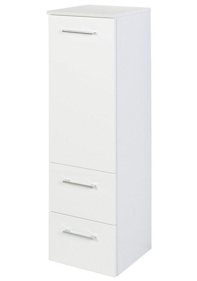 Midischrank »Next«, Breite 35 cm in weiß/weiß