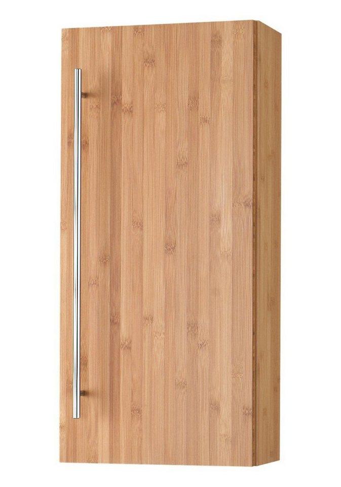 Schildmeyer Hängeschrank »Topline Bambus«, Breite 33 cm in bambusfarben