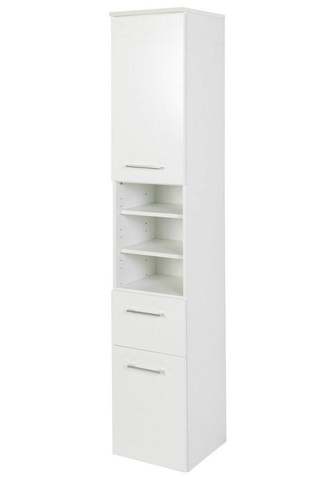 Hochschrank »Next«, Breite 35 cm in weiß/weiß