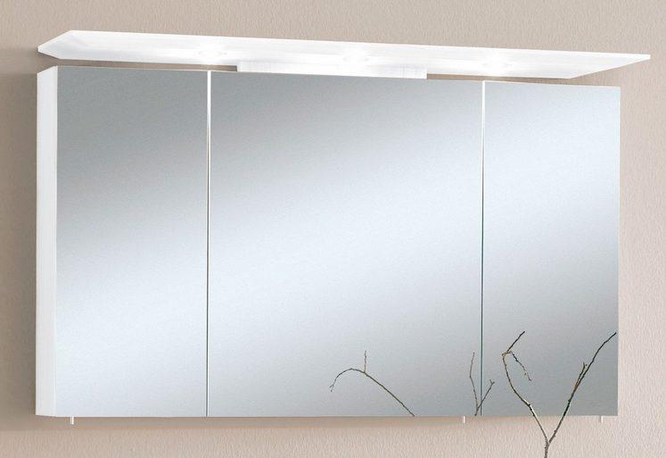 spiegelschrank petit breite 120 cm kaufen otto. Black Bedroom Furniture Sets. Home Design Ideas