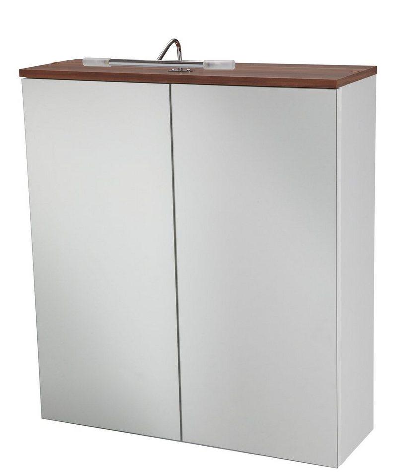 spiegelschrank venedig 65 cm online kaufen otto. Black Bedroom Furniture Sets. Home Design Ideas