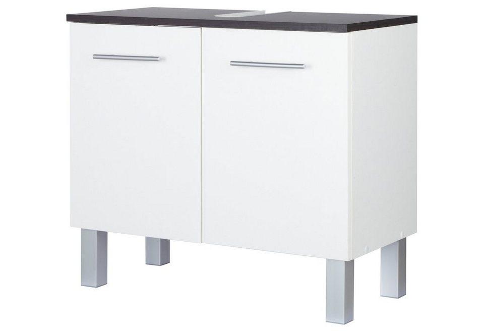 Kesper waschbeckenunterschrank sevilla breite 65 cm - Waschbeckenunterschrank stehend ...
