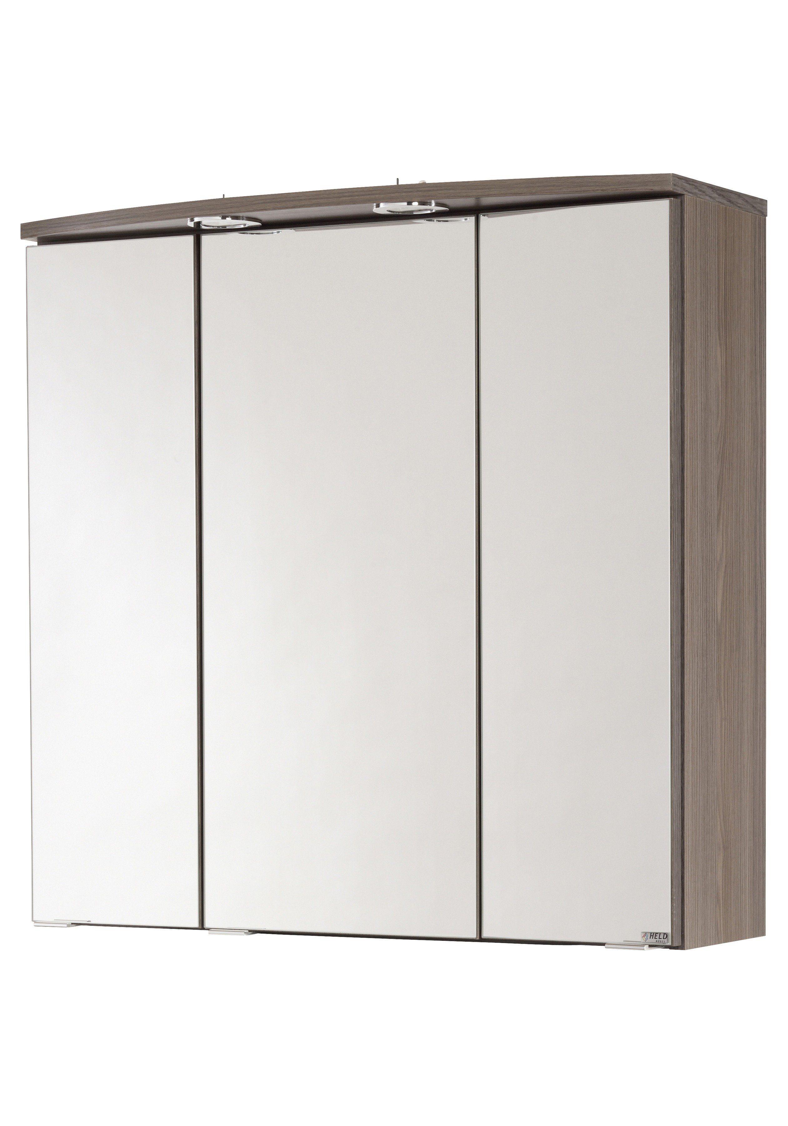 Spiegelschrank »Marinello« Breite 70 cm, mit Beleuchtung
