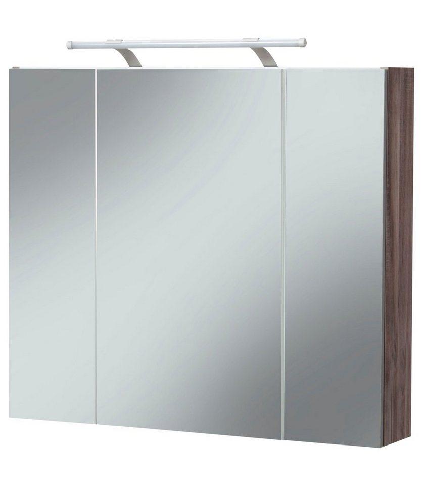 spiegelschrank julia breite 80 cm online kaufen otto. Black Bedroom Furniture Sets. Home Design Ideas