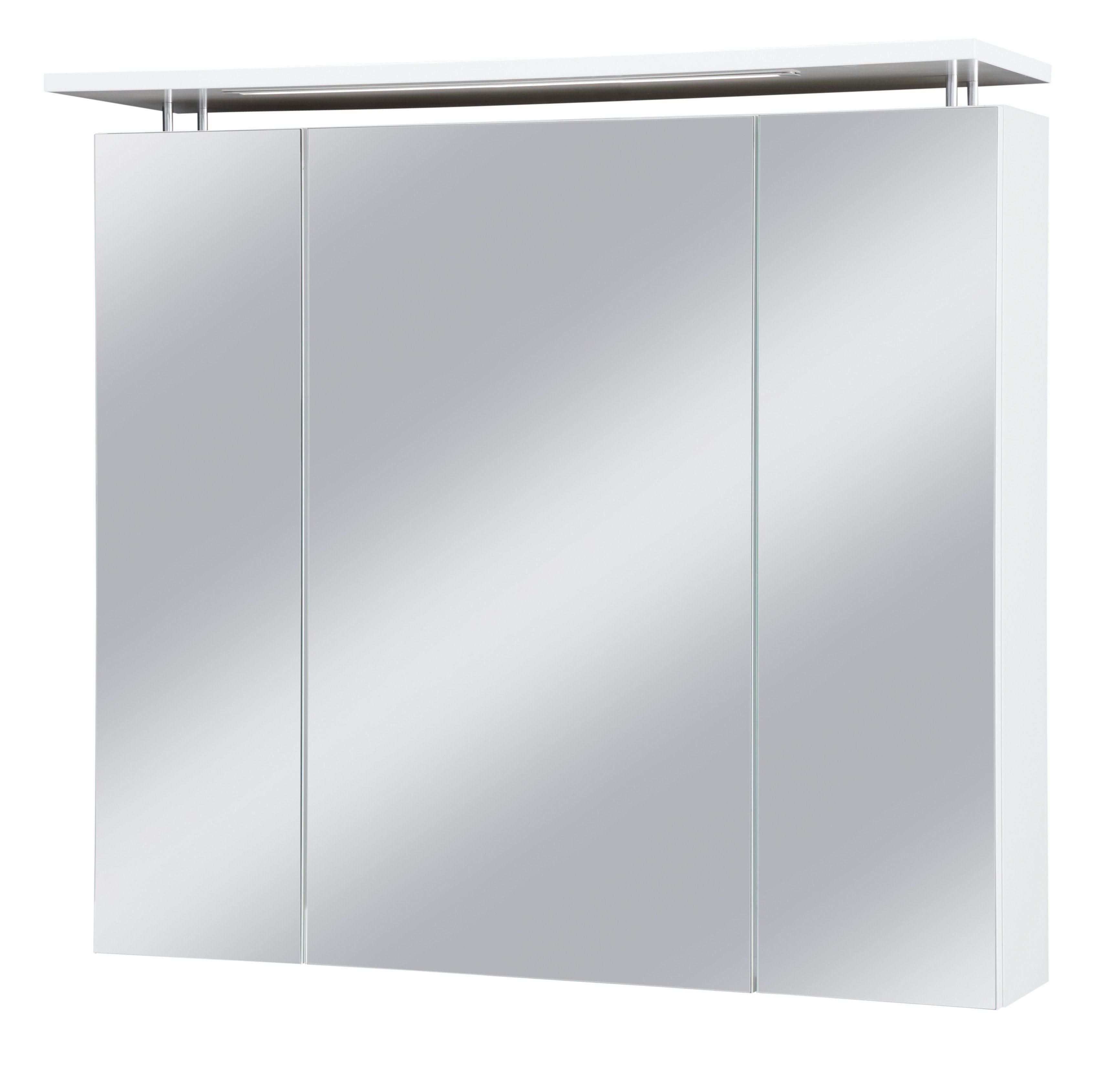 SCHILDMEYER Spiegelschrank »Profil«, Breite 80 cm