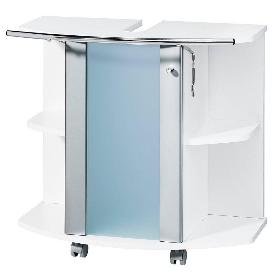 kesper waschbeckenunterschrank ravenna breite 65 cm waschbecken rolli online kaufen otto. Black Bedroom Furniture Sets. Home Design Ideas