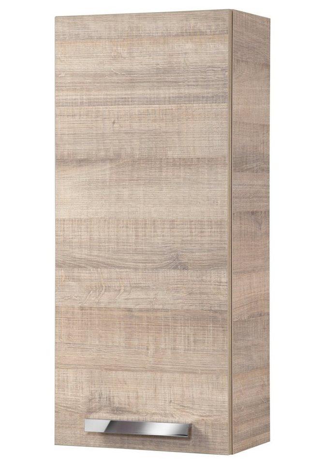 Fackelmann Hängeschrank »A-Vero«, Breite 35 cm in eichefarben