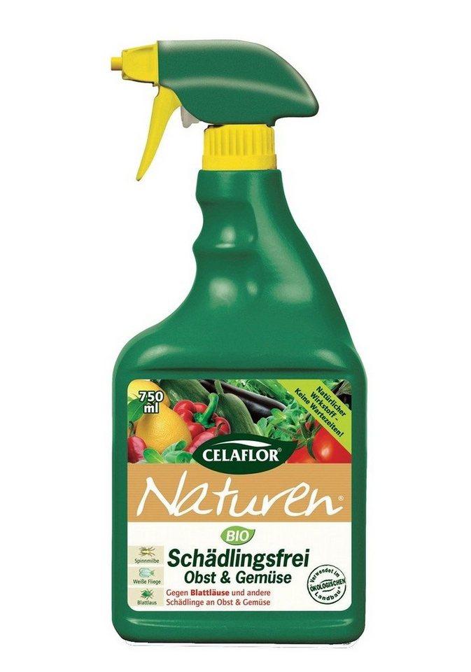 Naturen BIO Schädlingsfrei Obst & Gemüse in grün