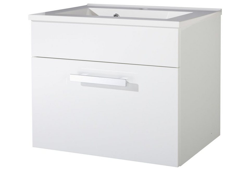 Waschtisch »Ibiza«, (2-tlg.), Breite 60 cm in weiß