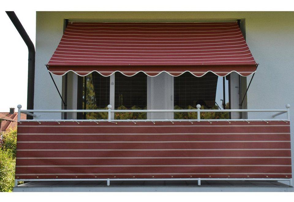 angerer freizeitm bel balkonsichtschutz meterware. Black Bedroom Furniture Sets. Home Design Ideas