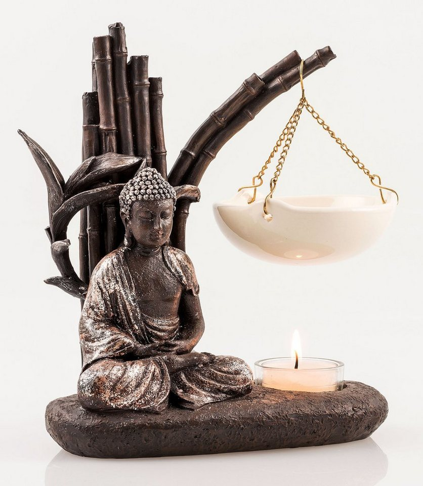 Duftlampe, Home affaire, »Buddha«