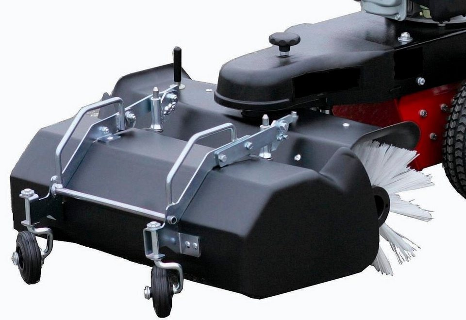 Kehrgutbehälter »haaga 870« in schwarz