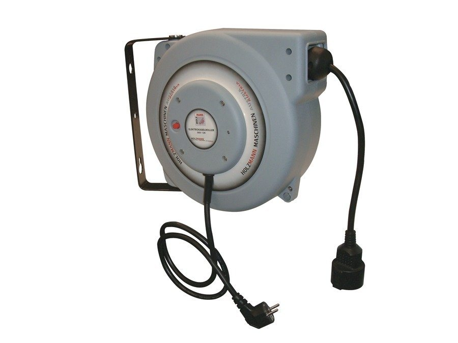 Elektrokabel-Aufroller »EKR 15M« in grau