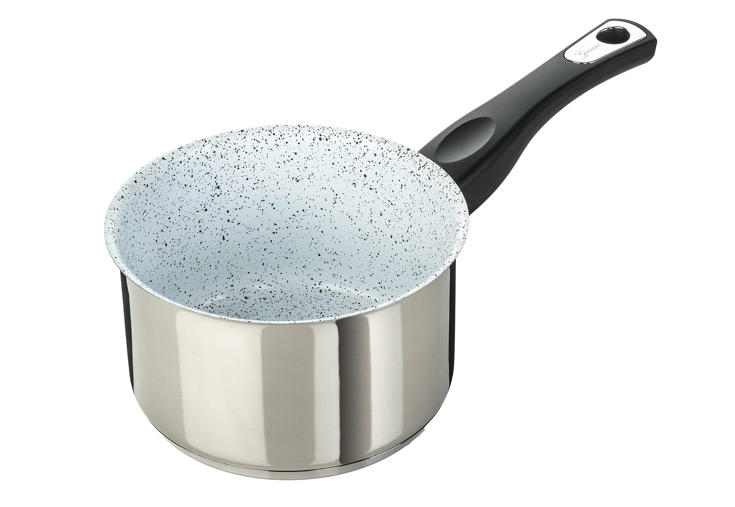 Cerafit®Mont Blanc Premium-Edition Stielkasserolle, Ø 16 cm, Genius®