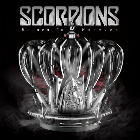 Audio CD »Scorpions: Return To Forever«