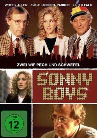 DVD »The Sunshine Boys«