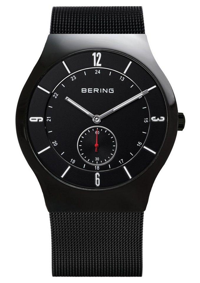Bering Quarzuhr »11940-222« in schwarz