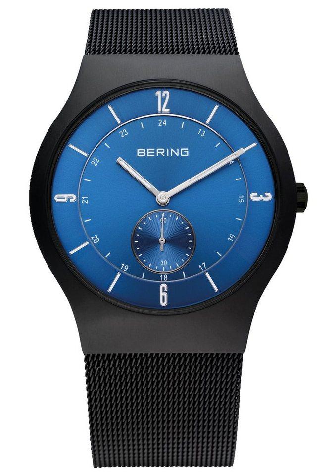 Bering Quarzuhr »11940-227« in schwarz