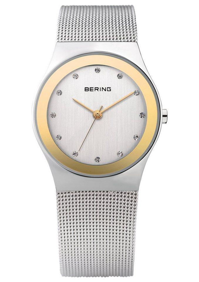 Bering Quarzuhr »12927-010« in silberfarben