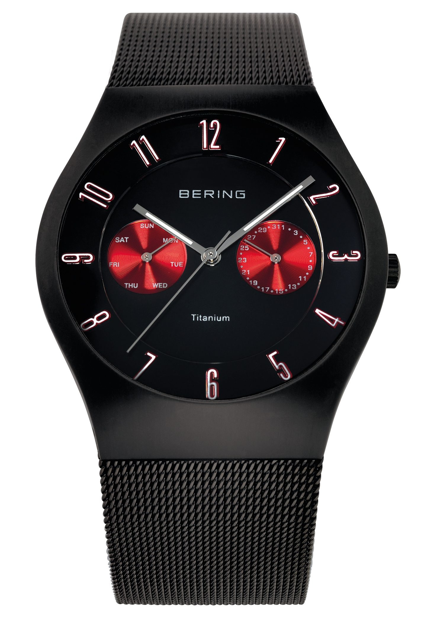 Bering Multifunktionsuhr »11939-229«