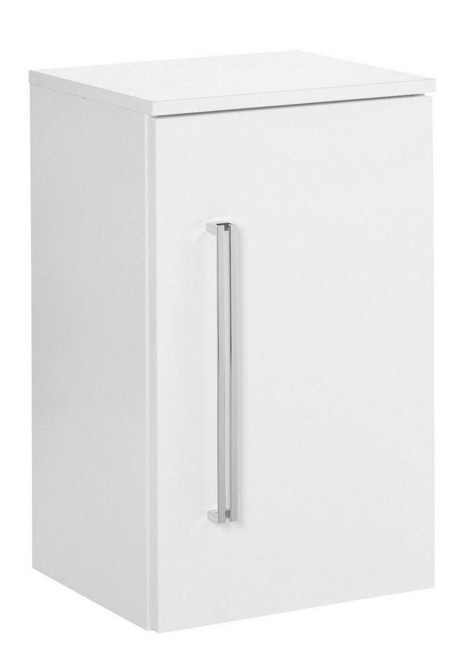 Unterschrank »Lugano«, Breite 35,5 cm in weiß/weiß