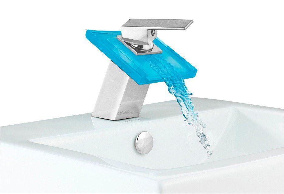 Waschtischarmatur »Magic LED«