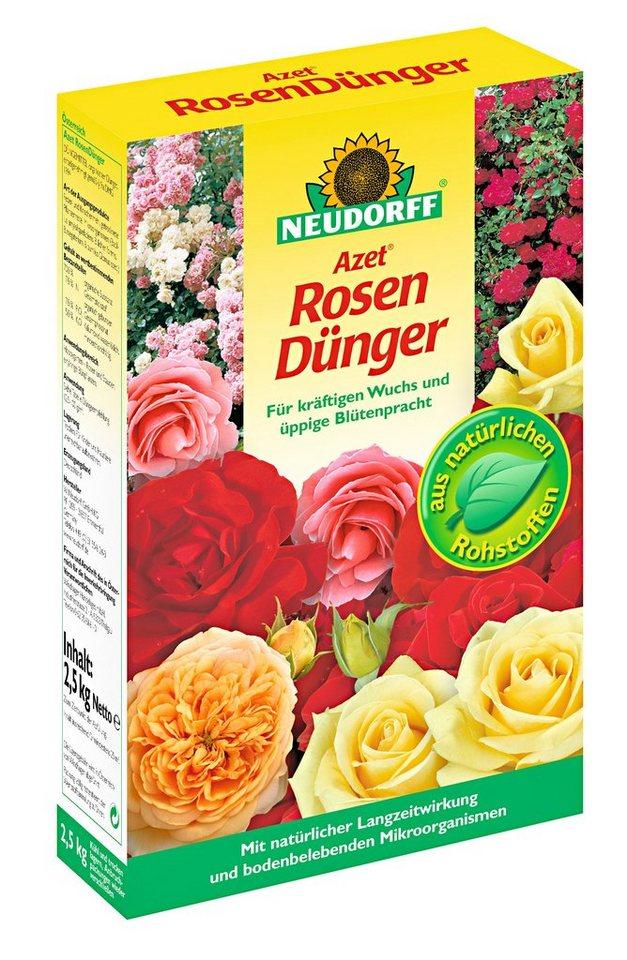 Rosendünger »Azet Rosendünger« (2,5 kg) in braun
