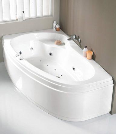 ottofond eckwanne loredana b t h in cm 175 110 56 whirlpool system premium online kaufen otto
